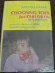 Choosing Toys for Children