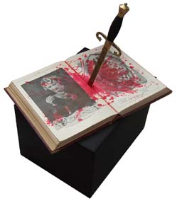 Stabbed Book