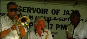 Jazz performers in Highland Park