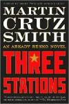 book cover - the Three Stations