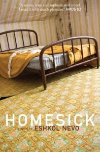 Cover of book 'Homesick'