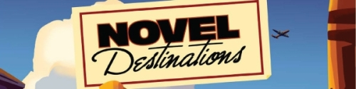 Novel Destinations is the theme for this year's Adult Summer Reading program.