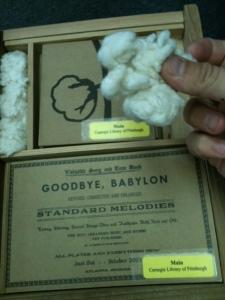 Goodbye, Babylon