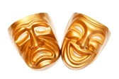 9715808-masks-with-the-theatre-concept
