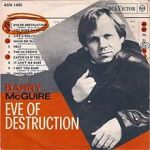 Album Cover, Eve of Destruction