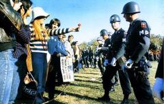 Antiwar protest, 1967