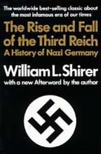 Image of the cover of William Shirer's Rise and fall of the third Reich