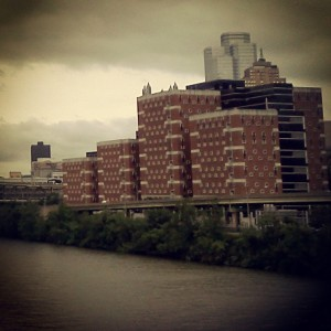 Allegheny County Jail, 2013