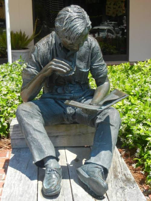 Out to Lunch by J. Seward Johnson