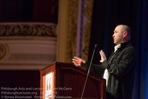 Colum McCann 2 - PAL 3-10-2014