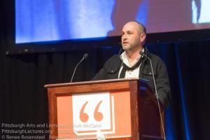 Colum McCann - PAL 3-10-2014