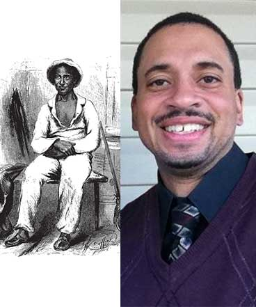Photo from the Twelve Years a Slave companion website blog - click through to read a post by Clayton Adams
