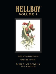 Hellboy Volume One