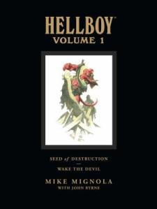 Hellboy Volume One