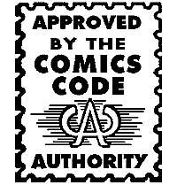 Comics Code Authority Seal