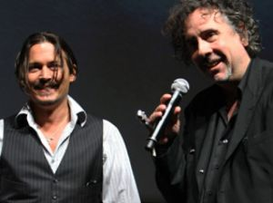 Photo taken from MTV.com – all rights reserved to same – click through to read an interview with Tim Burton