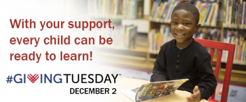 Giving Tuesday - CLP