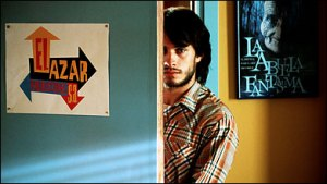 Gael Garcia Bernal in Bad Education. Image from: nytimes.com