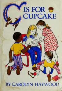 C is for Cupcake