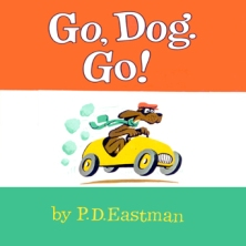 Go Dog Go graphic