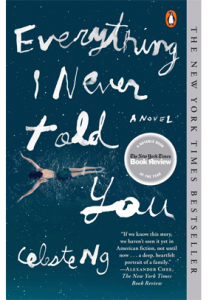 Everything I Never Told You - paperback