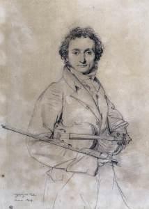 Nicolò Paganini (image taken from Wikipedia.org)